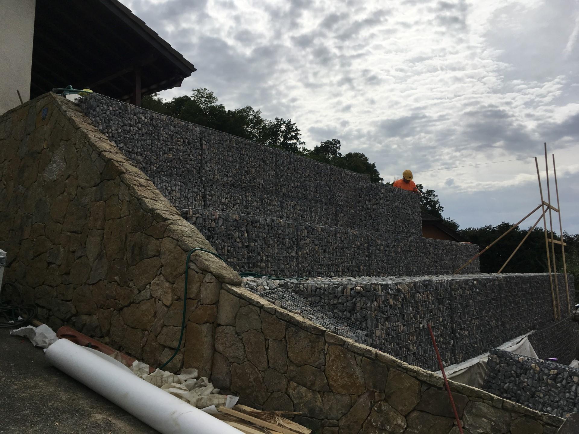 Fabricant De Gabion Rhone Alpes gabion rempli   gabion vide ou en kit